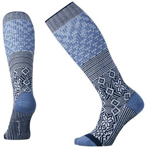 SNOWFLAKE FLURRY SOCK