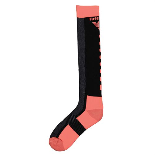 TUFFRIDER VENTILATED NEON SOCK
