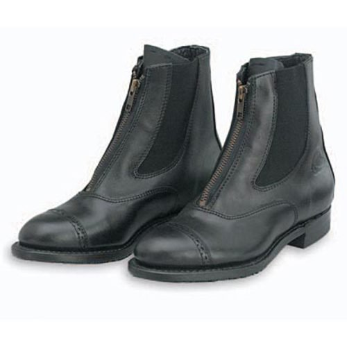 Ladies Grand Prix Aquasport Zip Paddock Boot