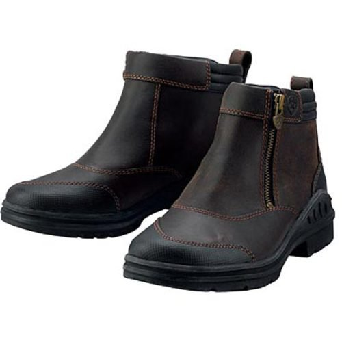 Ariat® Barnyard Side Zip Paddock Boot