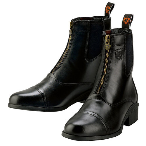 Ladies' Ariat® Heritage III Zip Paddock Boot | Dover Saddlery