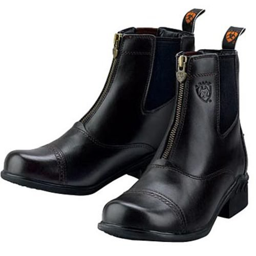 Ladies Ariat Heritage III RT Zip Paddock Boot