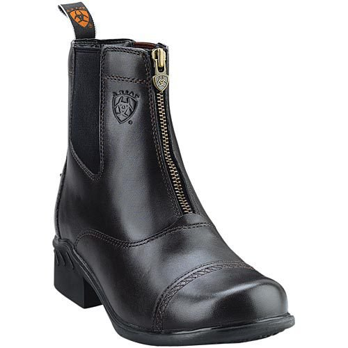 Ladies' Ariat® Heritage III RT Zip Paddock Boot | Dover Saddlery