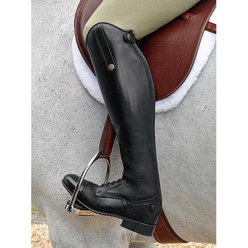 Middleburg™ Zip Field Boot   Dover Saddlery
