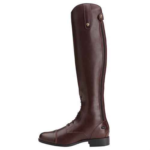 Ariat® Heritage Contour Zip Field Boot | Dover Saddlery
