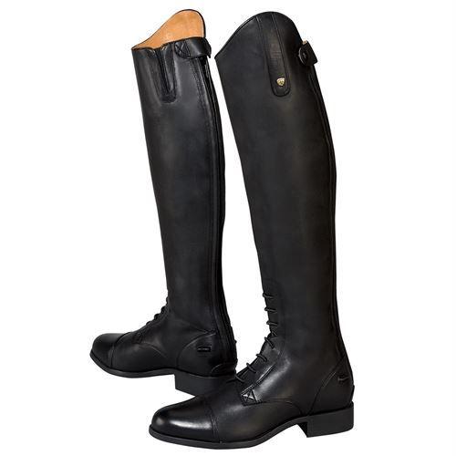 Ariat® Heritage Contour Zip Field Boot | Dover Saddlery
