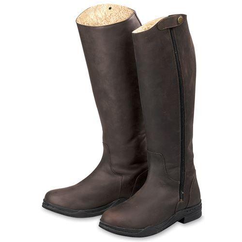 Dover´s Fleece-Lined Tall Winter Boot | Dover Saddlery
