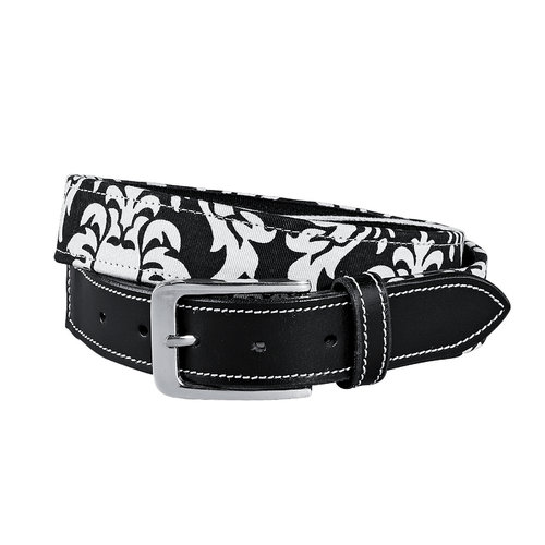 EQUINE COUTURE DAMASK BELT