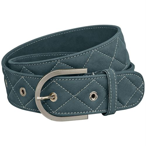 Tailored Sportsman Quilted Clarino Belt