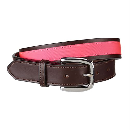 TORY RIBBON BREAST CANCER BELT