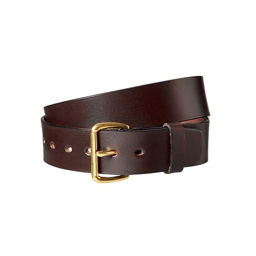 TORY 1 3/4 W PLAIN STRAP BELT