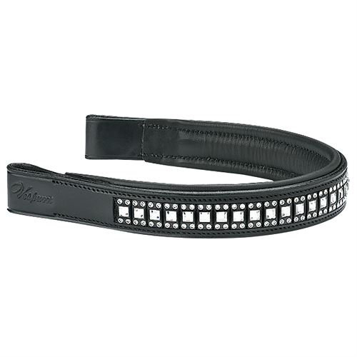 Vespucci Queen Padded Browband