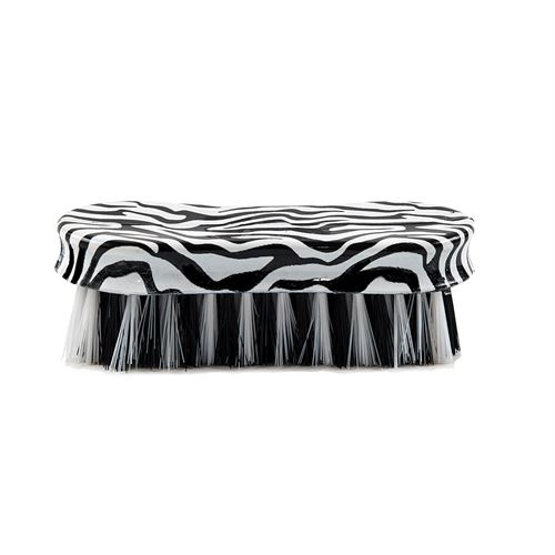 LETTIA ZEBRA DESIGN FACE BRUSH