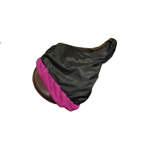 FLEECE LINED SADDLE COVER