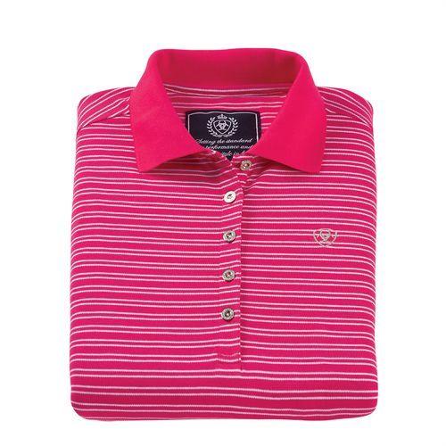 Pink Clash Stripe