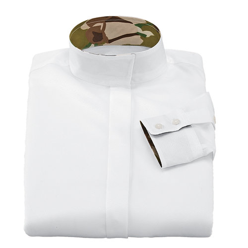 TS CONVRTBLE COLLAR SHOW SHIRT