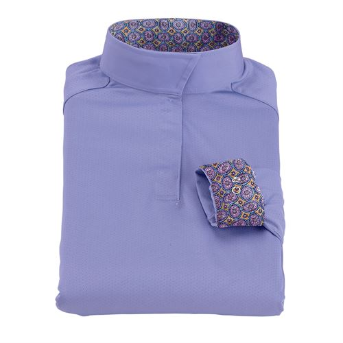 Lilac/Lilac Blue Medalion