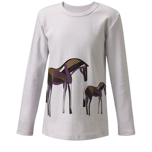 KERRITS PAINTED PONY KIDS TEE