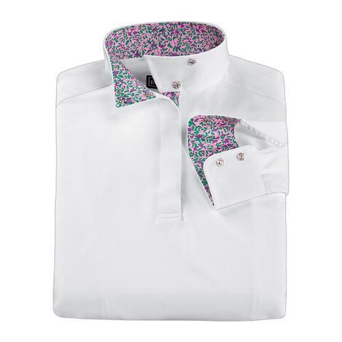White/Pink Purple Flowers