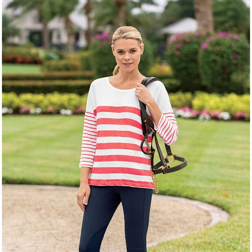 JOULES SUNNY JERSEY TOP