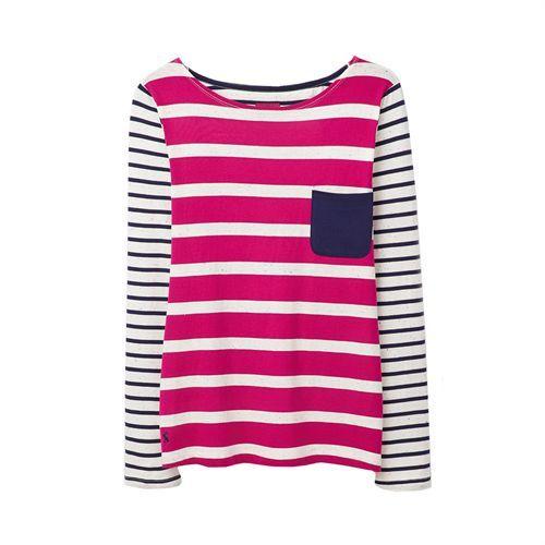 Ruby Pink Stripe