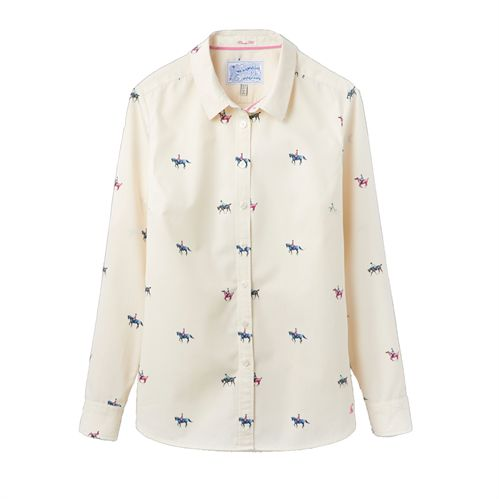 JOULES KINGSTON PRINT SHIRT