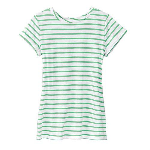 Spring Green Stripe