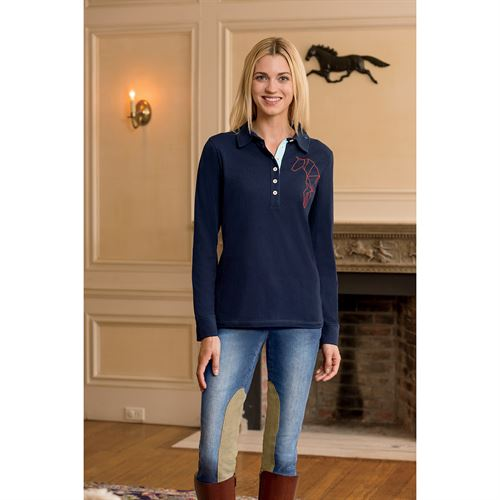 HORSEWARE CARA LADIES POLO F16