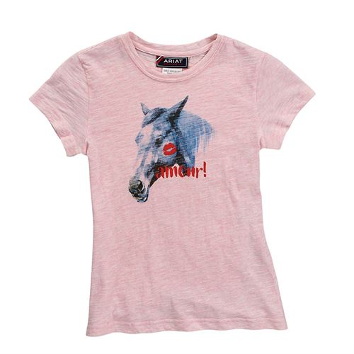ARIAT GIRLS AMOUR TEE