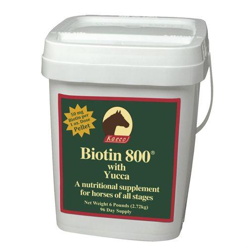 BIOTIN 800 PELLETS-6LB