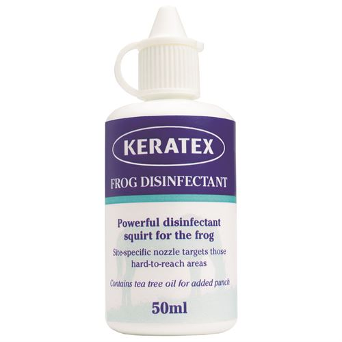 KERATEX FROG DISINFECTANT 50ML