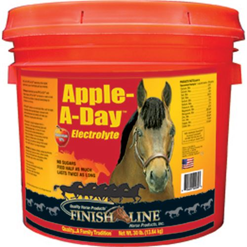 FINISH LINE APPLE A DAY 30LB