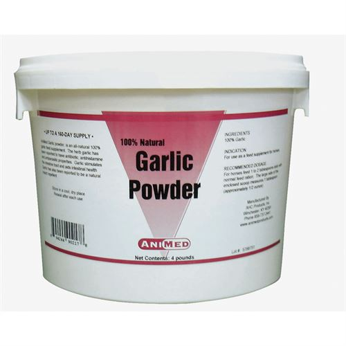 ANIMED GARLIC POWDER