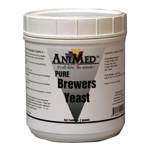 ANIMED BREWERS YEAST 2LB