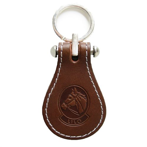 LILO GOTA LEATHER KEY RING