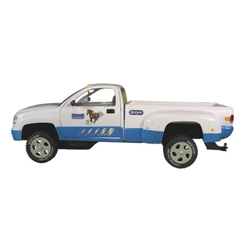 BREYER TRADTNAL DUALLY TRCK 16