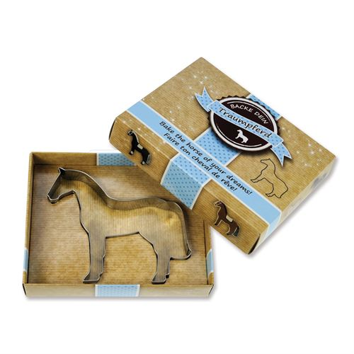 HORSE OF DREAMS COOKIE CUTTER