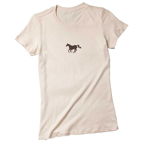 HORSES N CHOCOLATE TANK TOP