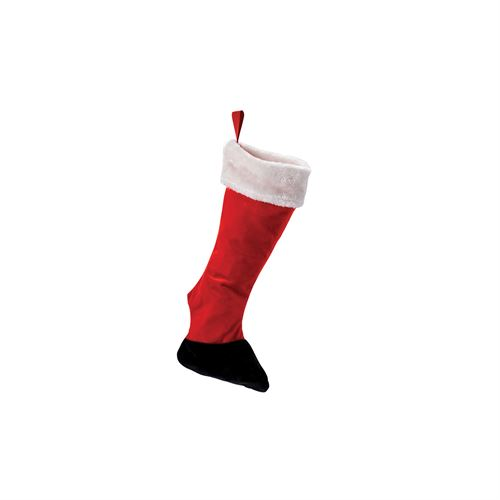 LETTIA CHRISTMAS HOOF STOCKING