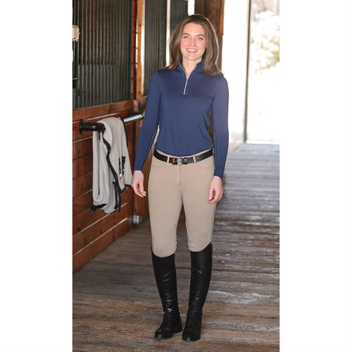 RIDING SPORT BASIC BREECH