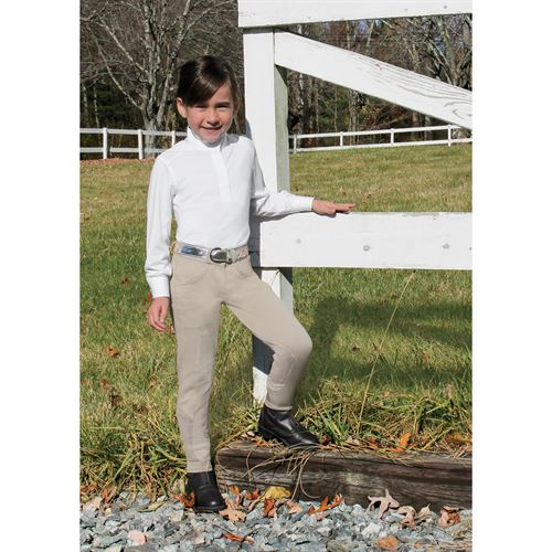 RIDING SPORT KIDS BASIC BREECH