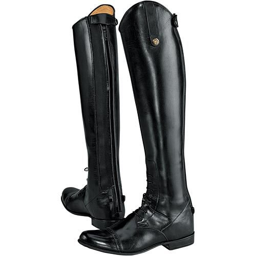 ELASTIC ZIP CONTOUR FIELD BOOT