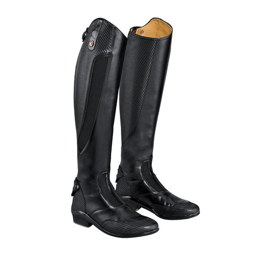 CARBON TALL BOOT