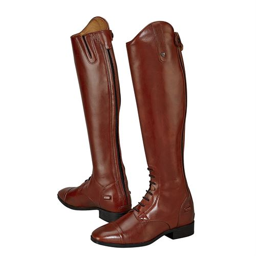 Ariat Challenge Contour Square Toe Zip Field Boot