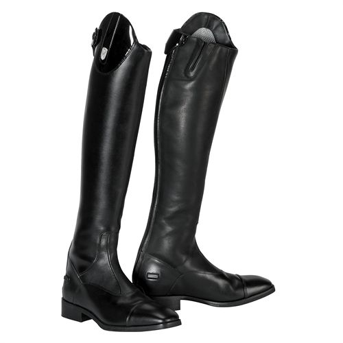Ariat® Ladies' Monaco Dress Stretch Patent Zip Boot | Dover Saddlery