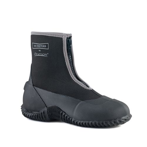 OVATION ZIP-N-GO SHORT BOOT