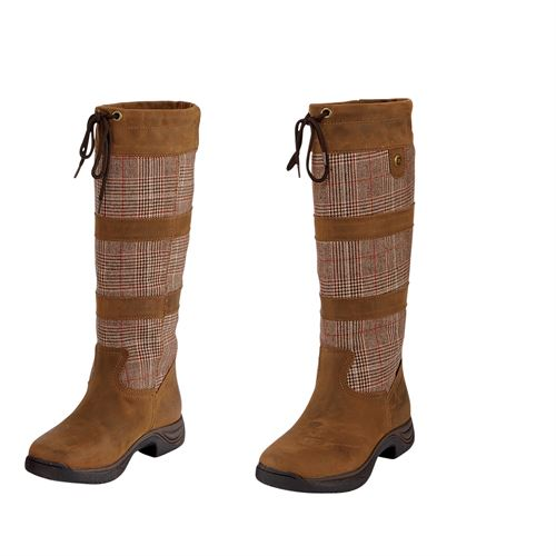 DUBLIN RIVER PLAID II BOOTS