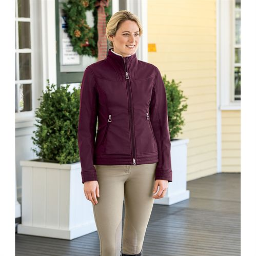 ARIAT REVEL SOFTSHELL JACKET