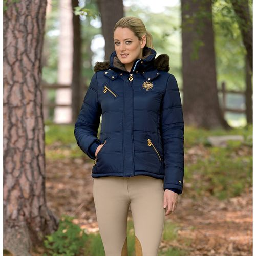 MT HORSE CHEVEL JACKET