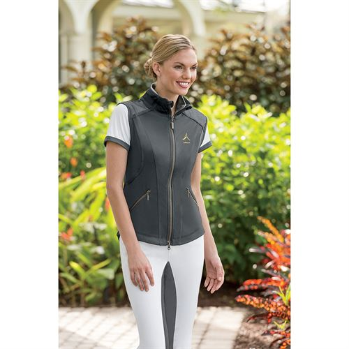 ARISTA DOUBLE VENTED VEST